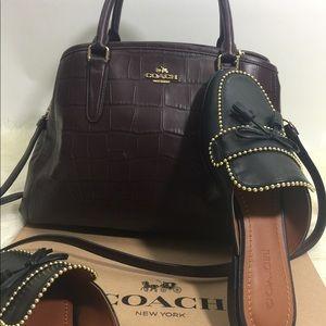 🔥NEW 🔥Coach Margot Carryall Handbag Retail $550